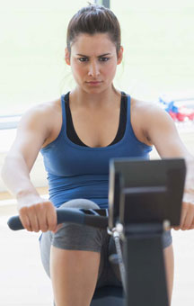 Rowing for weightloss | www.rowingconcept.com