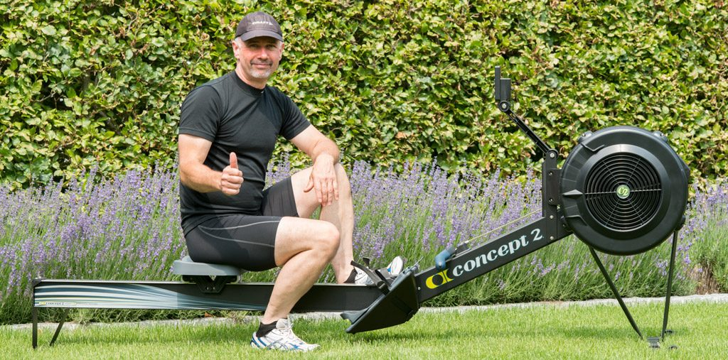 Greetings from Denmark – happy Concept 2 rowing ! Kim :-)